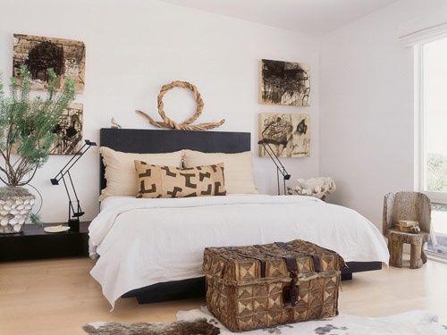 Decoraci n de estilo tnico en casa decoration and design pinterest bedrooms and interiors - Estilo etnico decoracion ...