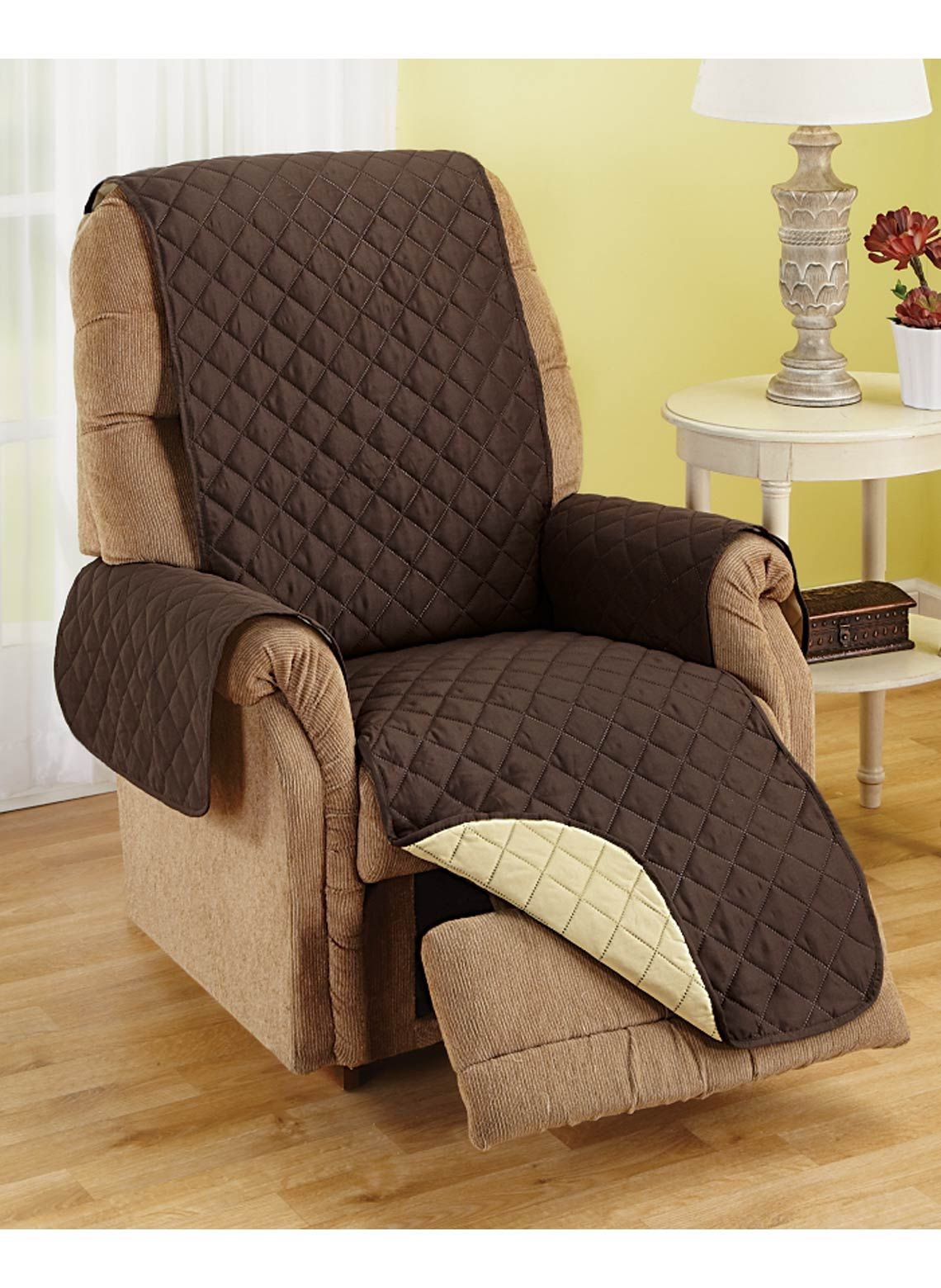 Reversible Furniture Covers Recliner Cover Recliner Chair Covers Furniture Covers