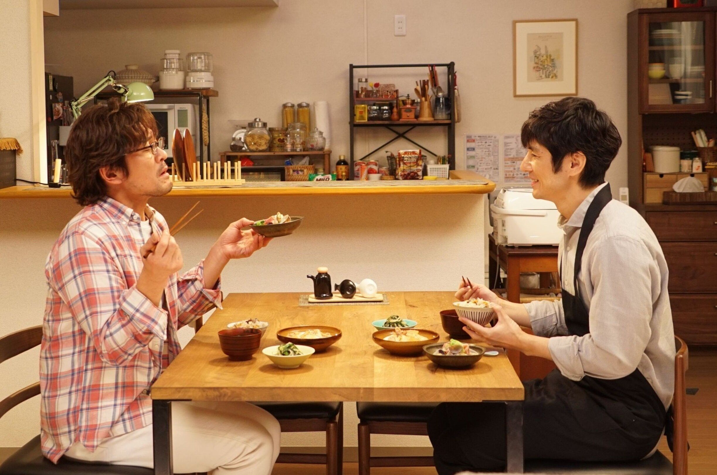 きのう何食べた正月スペシャルはどんな内容 1月1日に放送 live action did you eat latest anime
