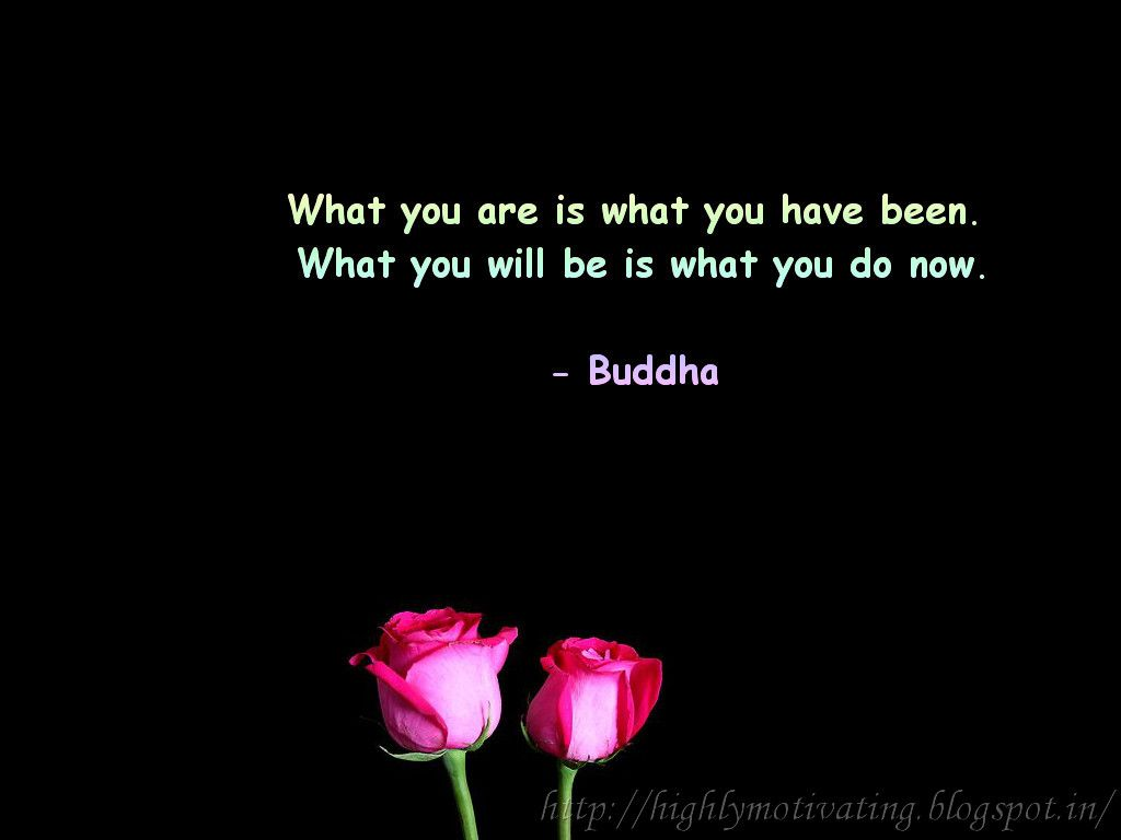 Buddha Quotes On Life What You Are Is What You Have Beenwhat You Will Be Is What You