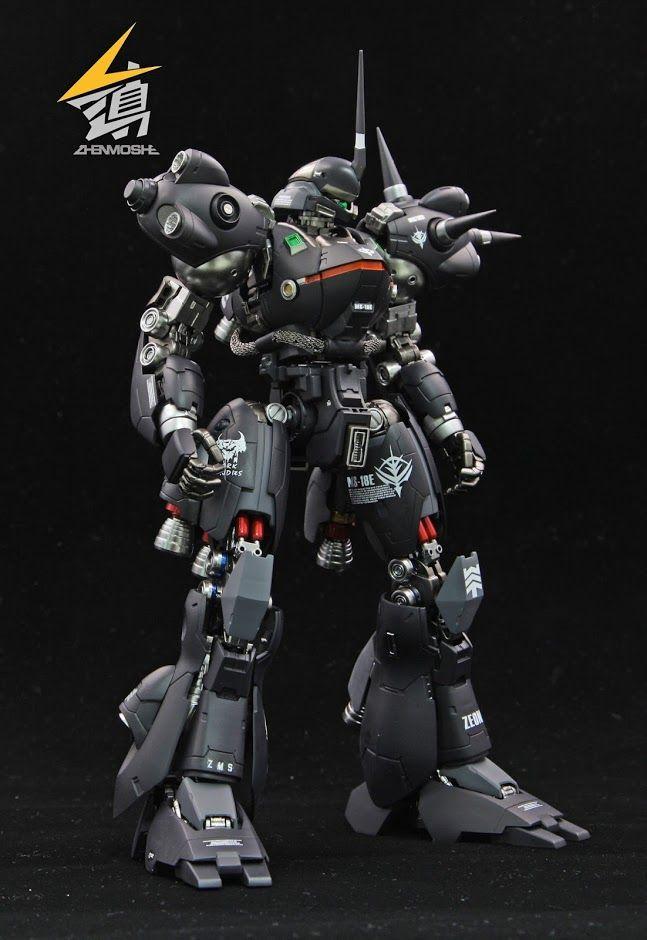 1/100 Kampfer - Customized Build