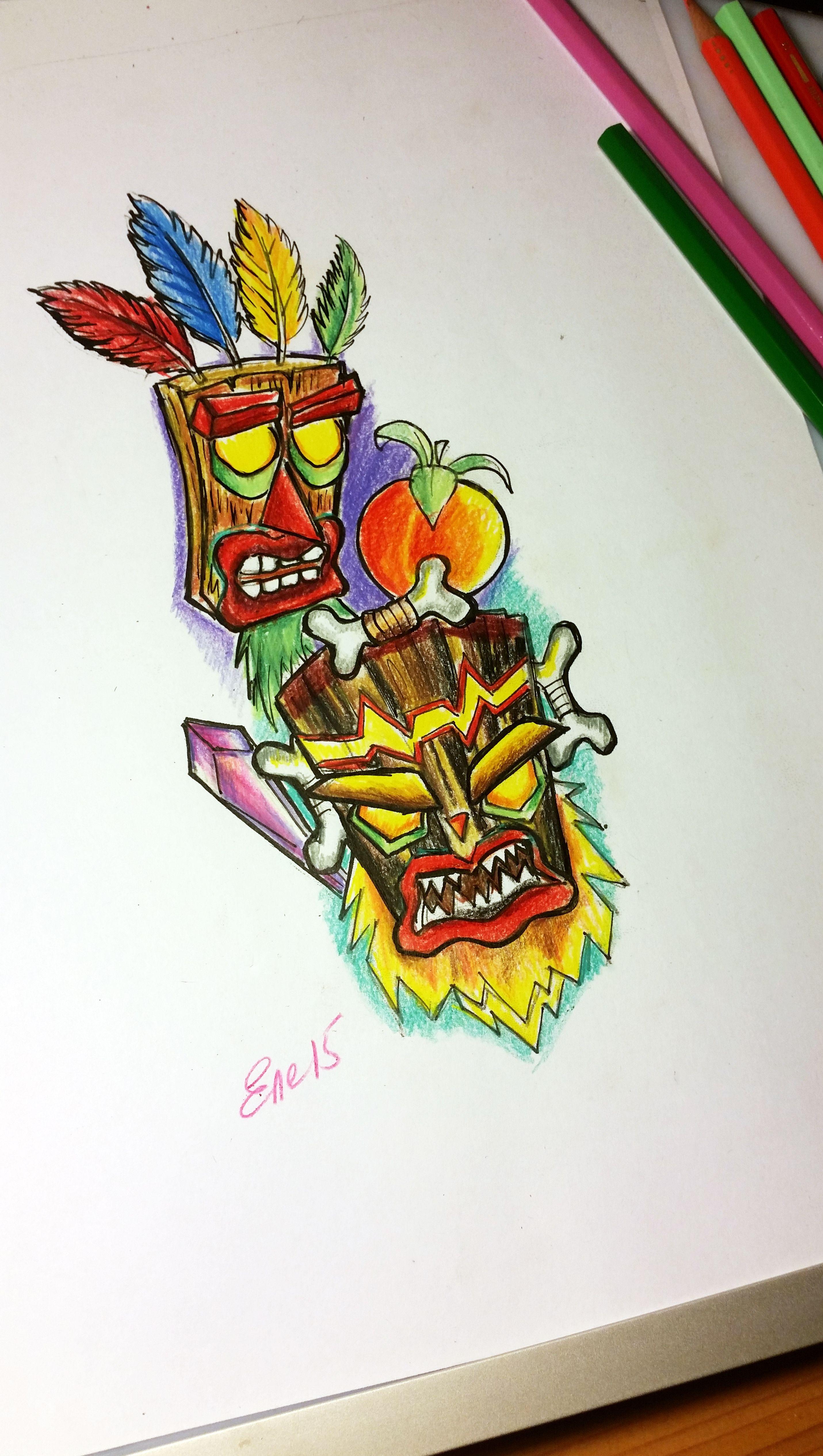 Crash bandicoot tattoos pinterest crash bandicoot for Crash bandicoot tattoo