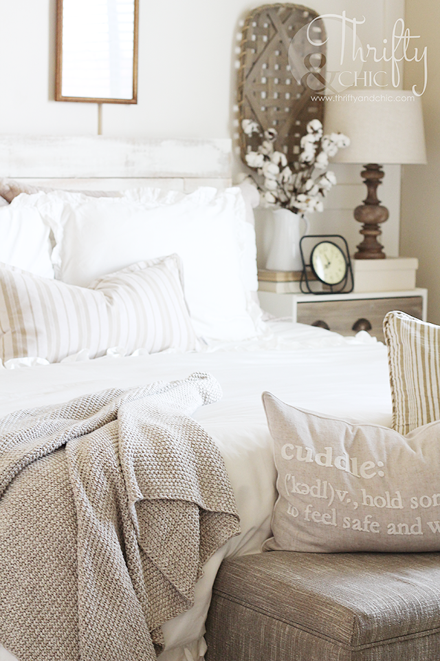 House Tour Farmhouse Style Master Bedroom Guest Bedroom Decor