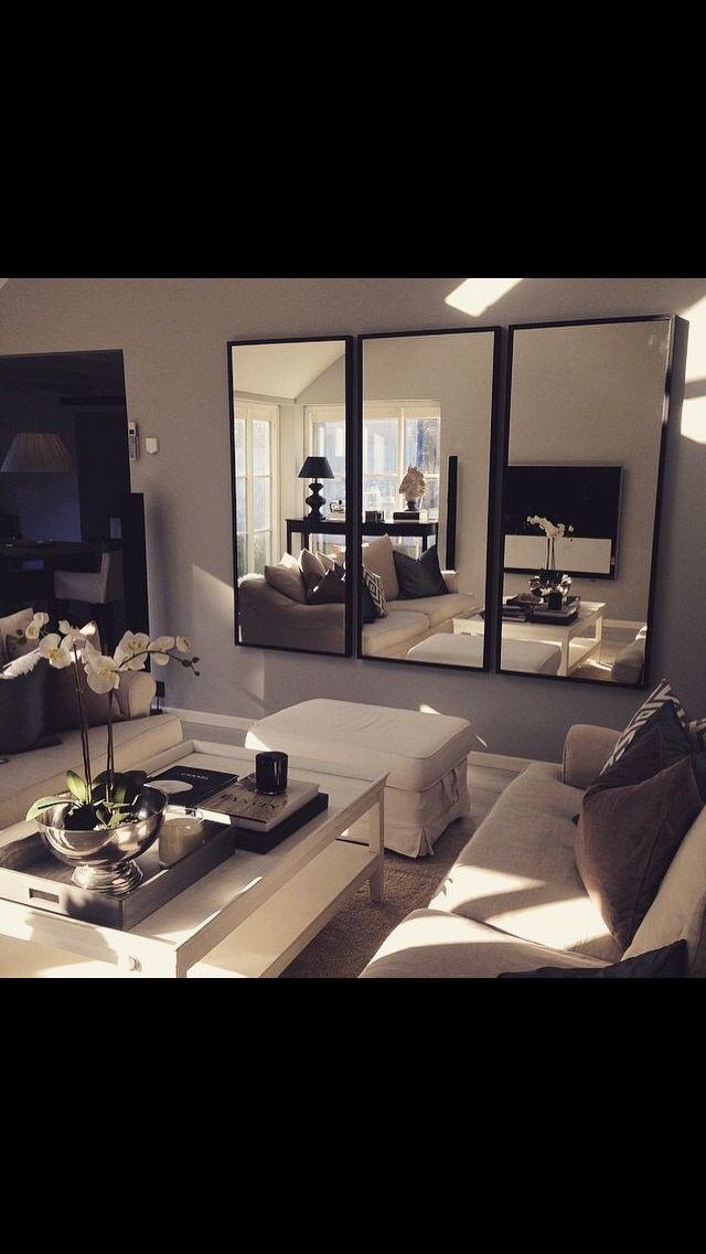 Love The Mirrors Retro Home Decor Apartment Decor Home