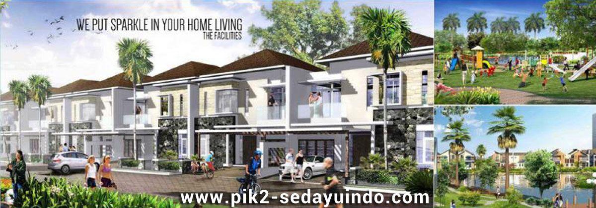 Fasilitas perumahan PIK 2 Sedayu Indo City
