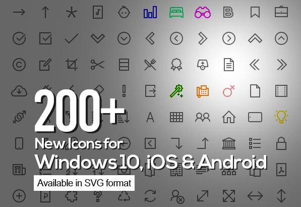 200+ Windows 10 Icons Free Download Windows, Windows