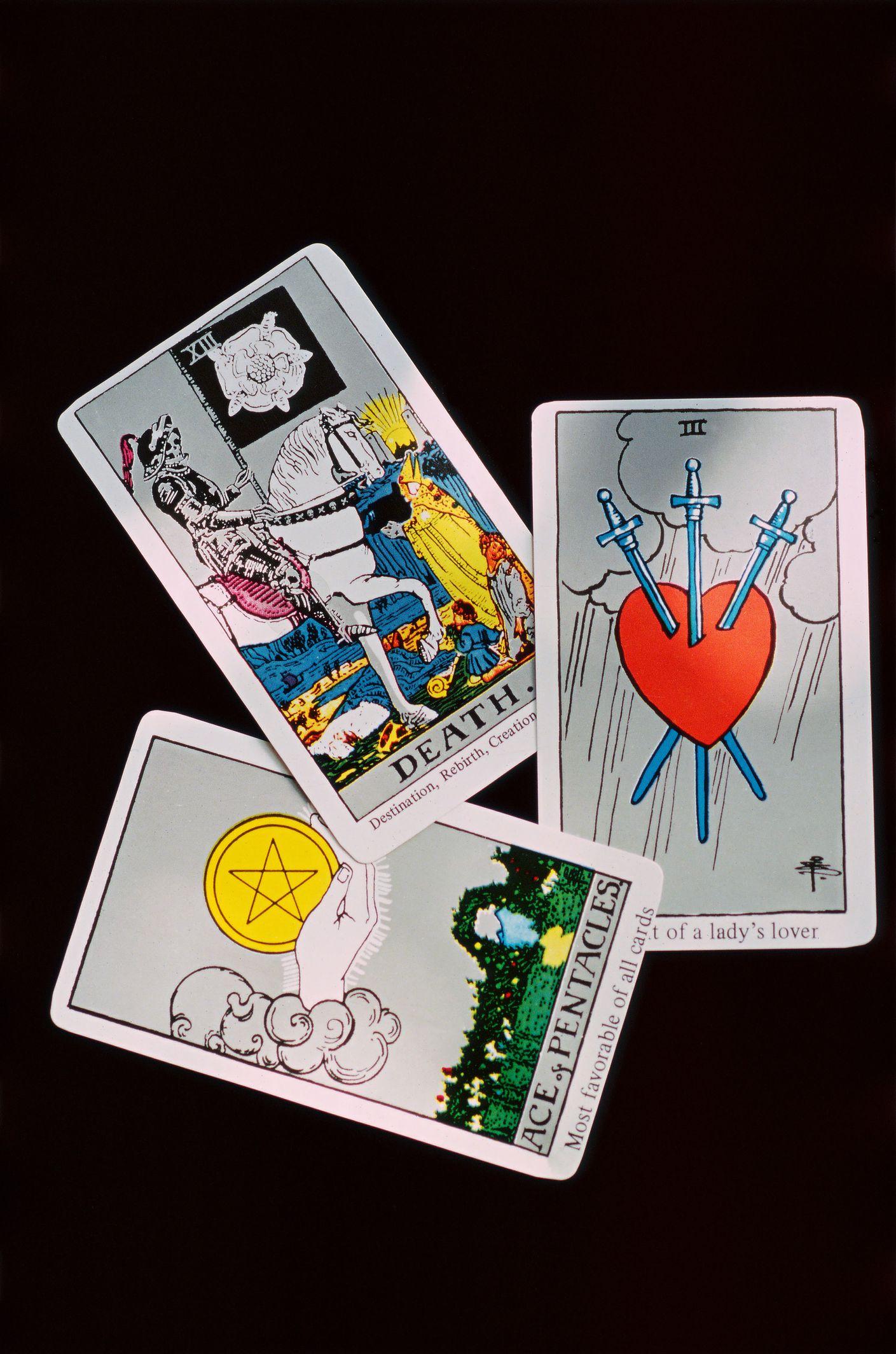 are tarot cards real yahoo
