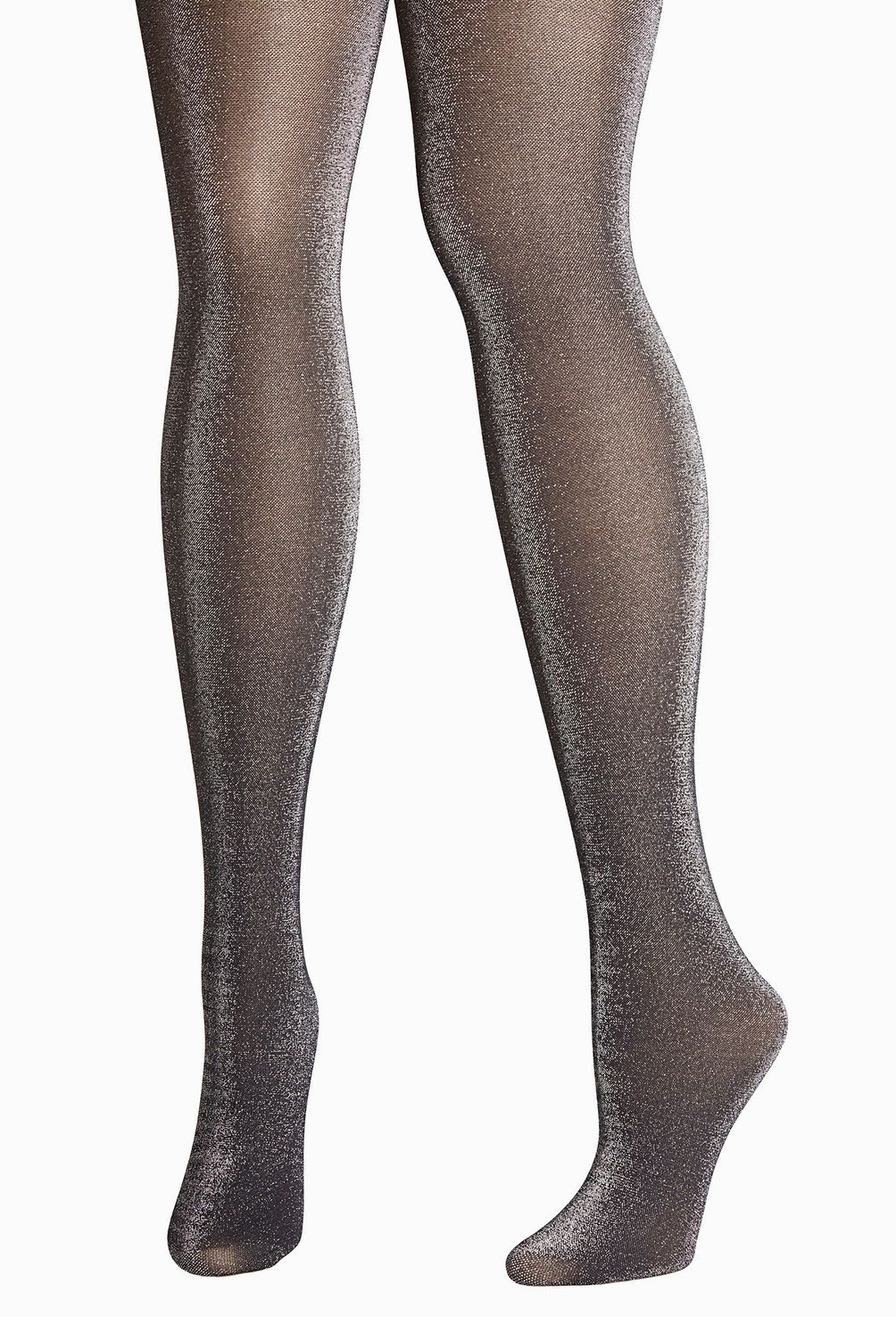 90e6edf708b4e Lurex Tights-Plus Size Tights-Avenue | Hosiery | Plus size tights ...