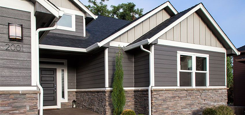 Lp smartside engineered wood siding beauty excellent Engineered wood siding colors