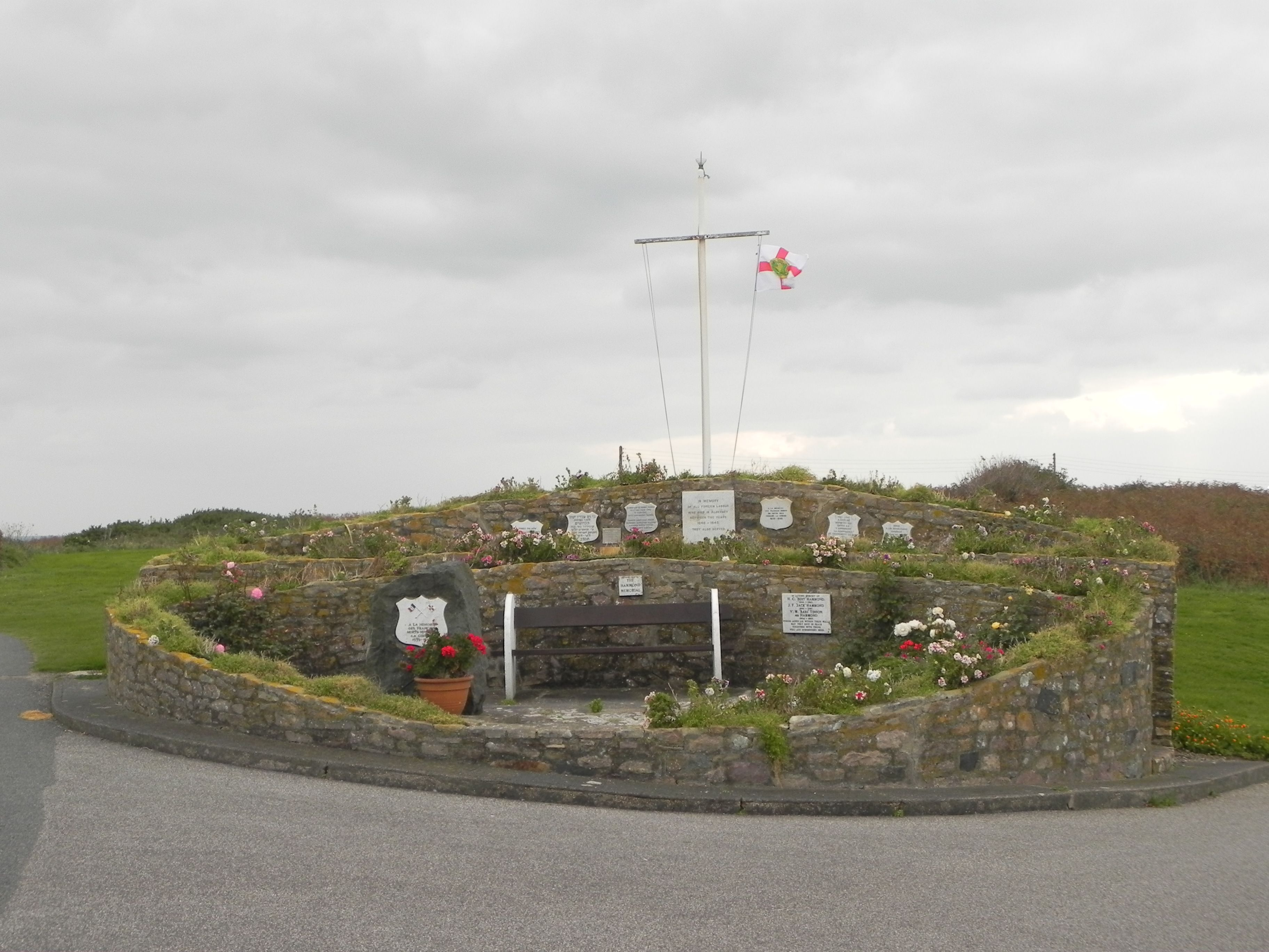 War Memorial - Alderney