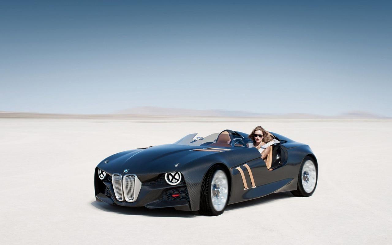 BMW 328 Hommage, Concept, 2012 | Bmw concept, Bmw concept ...