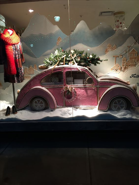 Anthropologie holiday windows and more vitrinas escaparate y an interior design decorating and diy do it yourself lifestyle blog with solutioingenieria Choice Image
