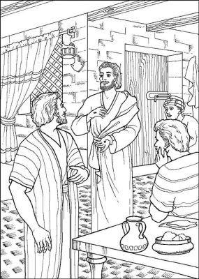 Klik Op De Foto Om Originele Grootte Te Bekijken Bible Coloring