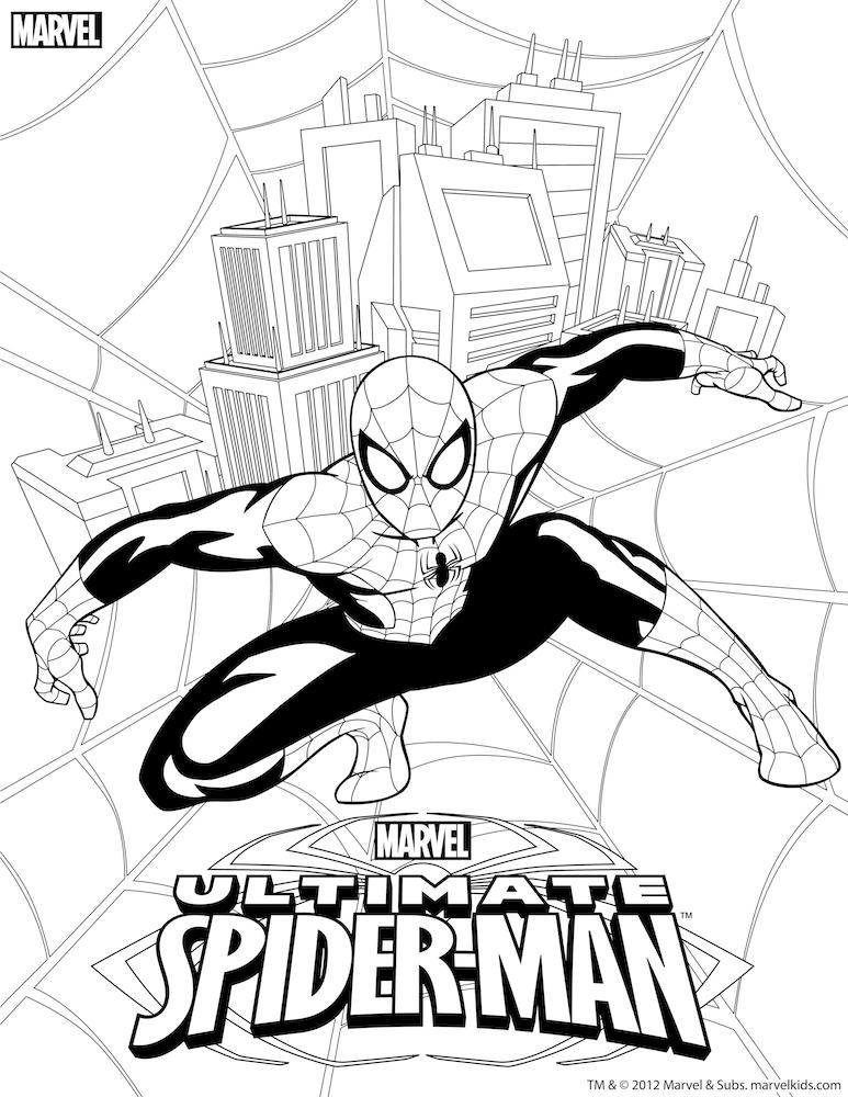 Superhero Printables Spiderman Coloring Superhero Coloring Pages Superhero Coloring