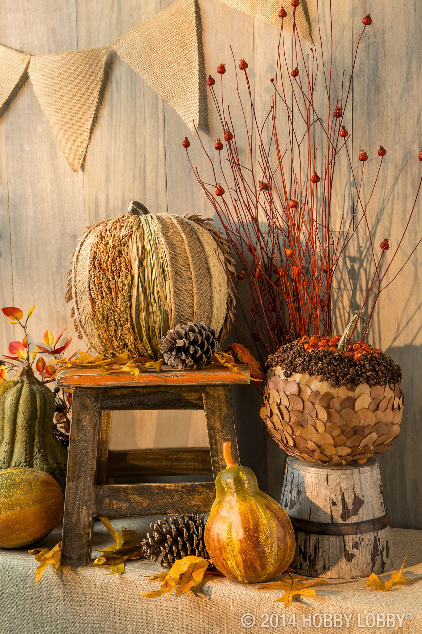 Looking for last minute autumn decor ideas? Be inspired by our - Hobby Lobby Halloween Decorations