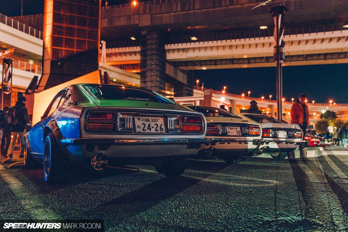 Cars Katsu Why Daikoku Is Still The World S Best Car Meet Speedhunters Car Car Guys Japanese Cars