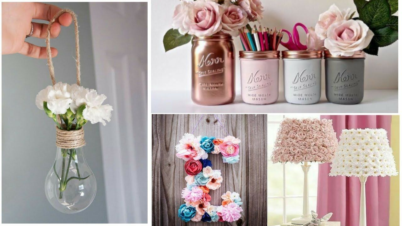 Diy Room Decor 29 Easy Crafts Ideas At Home Diy And Crafts