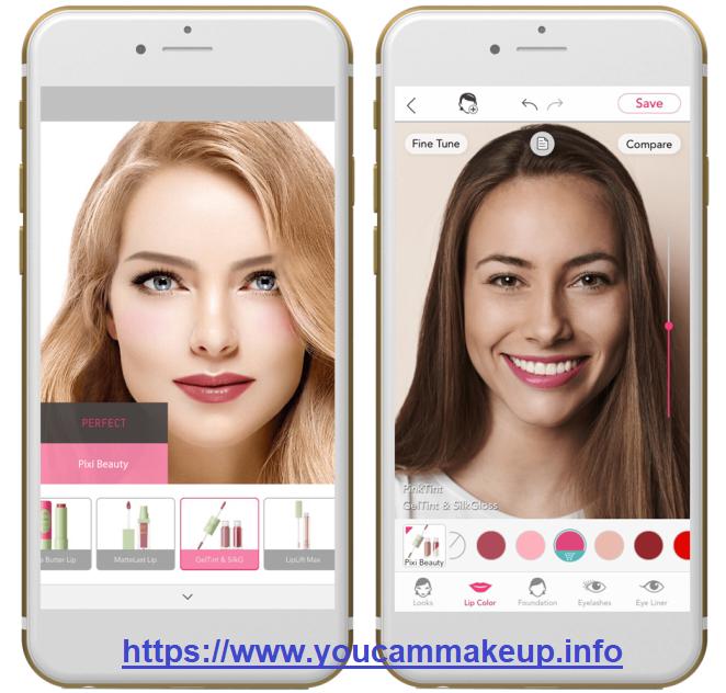 Pin by YouCam Makeup on YouCam Makeup | Makeup app, Virtual