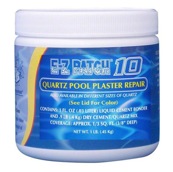 Quartz Plaster Pool Repair 1 Pound Quartzscapes Colors Swimming Pool Repair