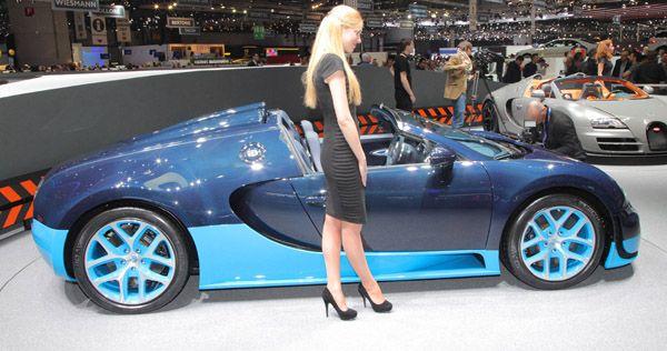 Bugatti Veyron, Bugatti