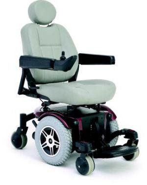 Pride Jazzy 600 Power Wheelchair Find Out More By Clicking The