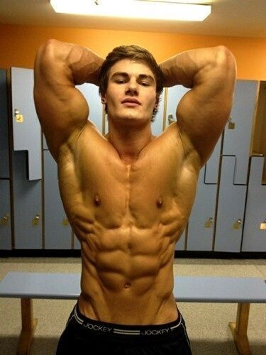 cuerpo fitness natural hombre