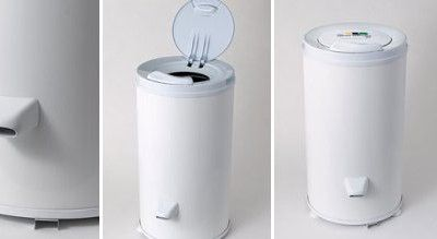 Portable Spin Dryer From The Laundry Alternative Spin Dryers
