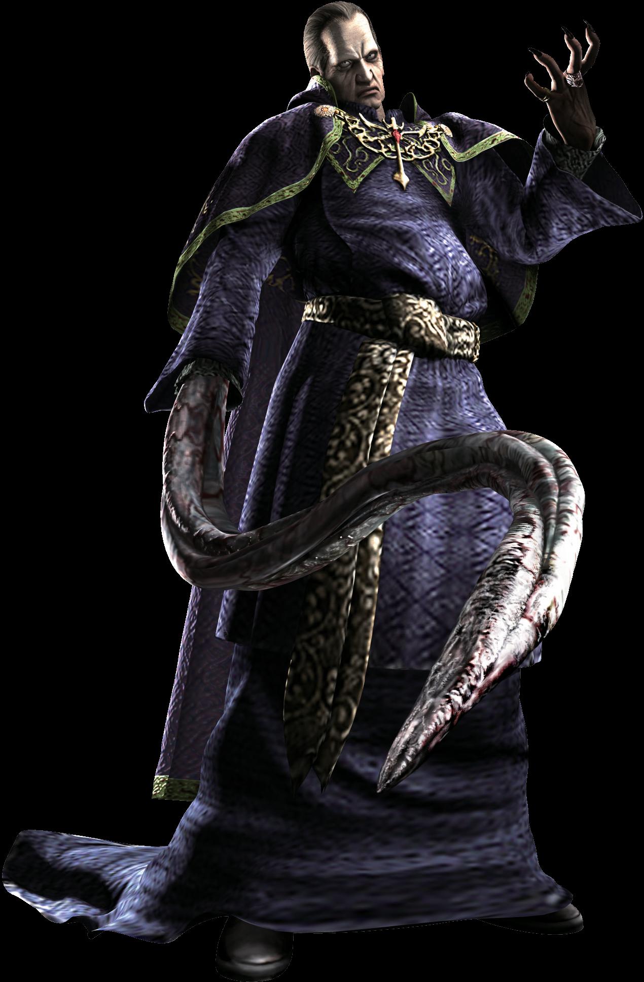 Osmund Saddler Re4 Resident Evil Resident Evil 5 King Of Fighters
