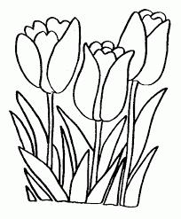 Resultado De Imagen Para Mosaico Tulipanes Paginas Para Colorear Para Imprimir Paginas Para Colorear De Flores Dibujos Flores Para Colorear