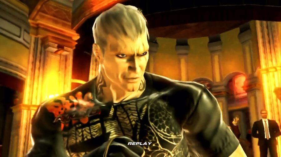 Tekken 6 Bryan Intro 3rd Tapout Costume Bryan Fury Zelda Characters Princess Zelda