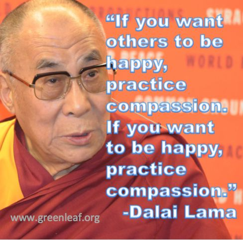 Servant Leadership Quotes Best Servant Leadership  Dalai Lama  Servant Leadership Quotes