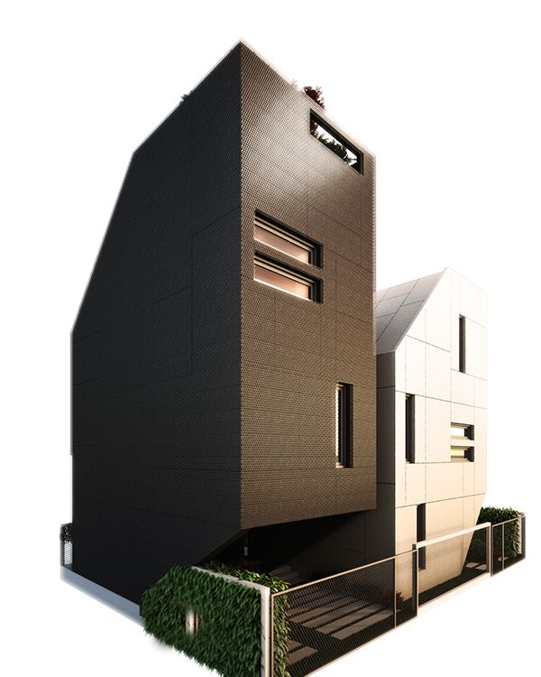 Modern Smallhouse Home:  IMIAN + Smallhouse (