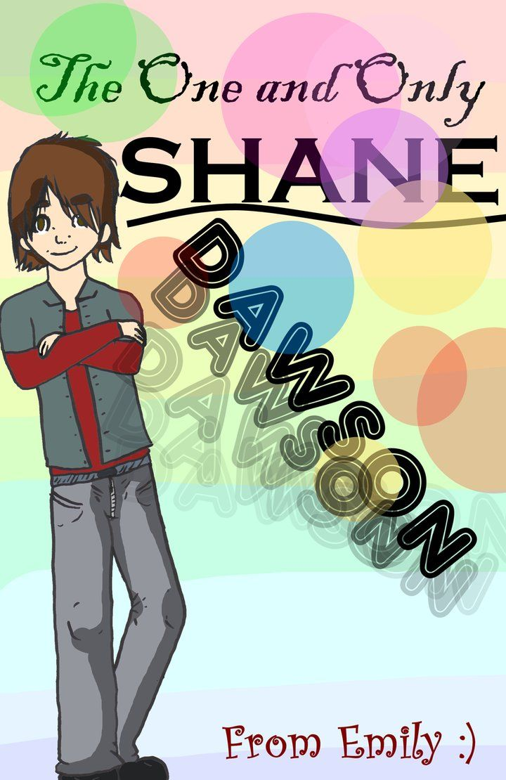 The One and Only, Shane Dawson by Emi-chanIshVixen on deviantART