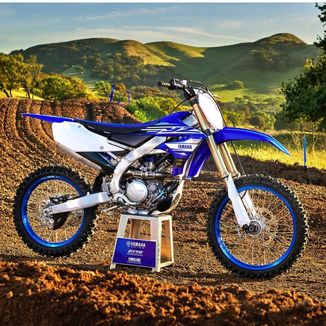 The All New 2019 Yamaha Yz250f 2019 Yamaha Yz250f Utilizes An All