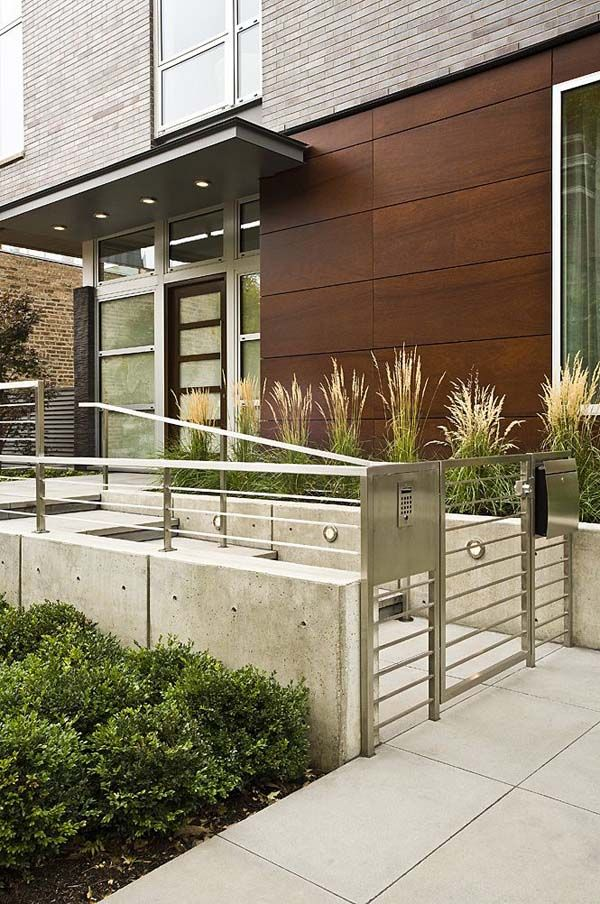 868 336 Exterior Home Design Ideas Remodel Pictures: Cortland Residence 5 Urban And Modern: The Cortland Residence By Nicholas Clark Architects (With