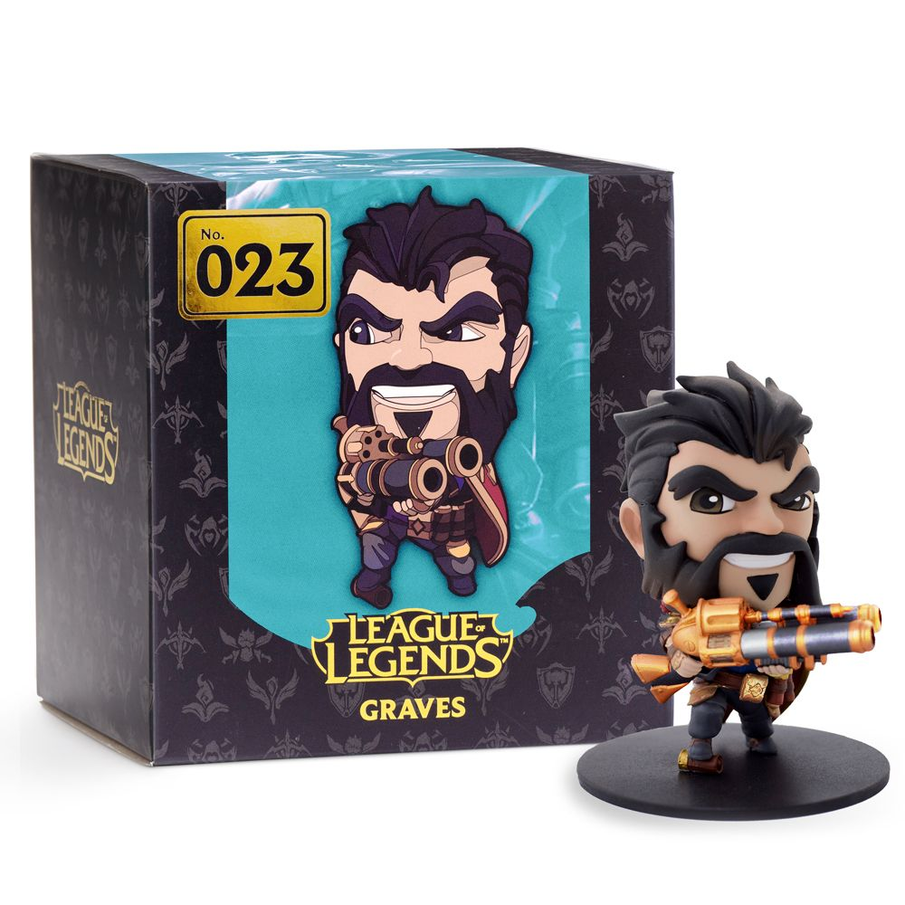 Graves figure series 1 graves may have escaped the