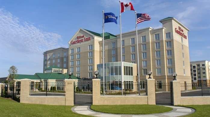 Hilton Garden Inn Toronto Vaughan Hotel Ontario Canada Exterior