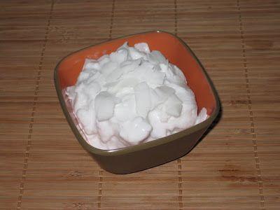 Cathie Filian: Recipe: Coconut Sorbet