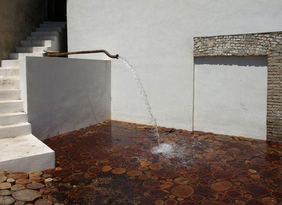 Museo del Agua  JUAN DOMINGO SANTOS