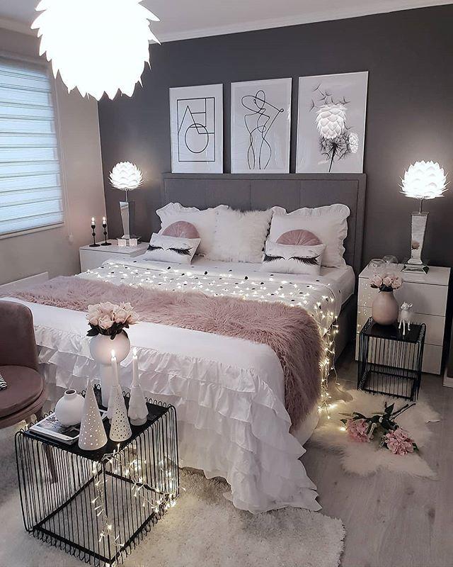 ▷ 41+ Dormitorios Modernos Fascinantes y con Estilo (2019)