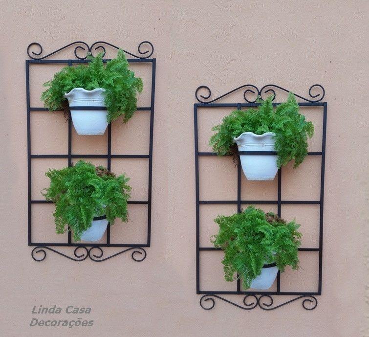 painel Jardim vertical,