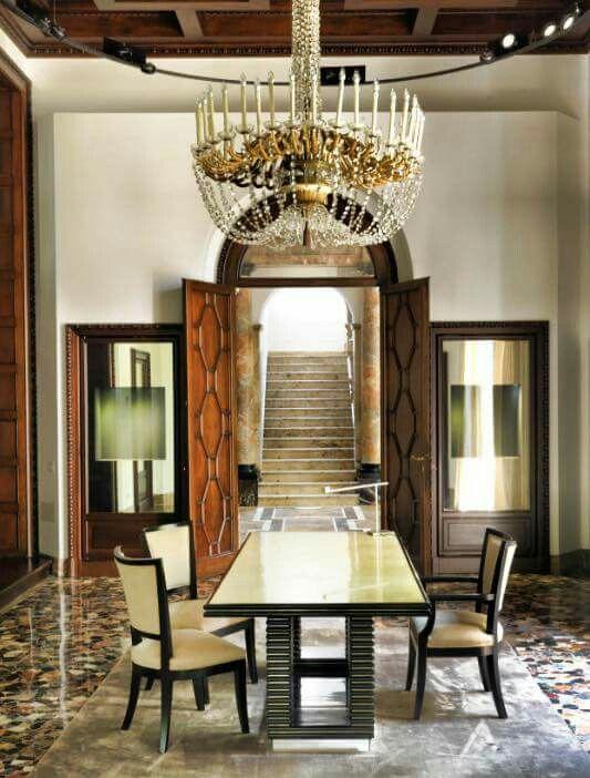 Villa mozart milano interior design pinterest for Villa mozart milano