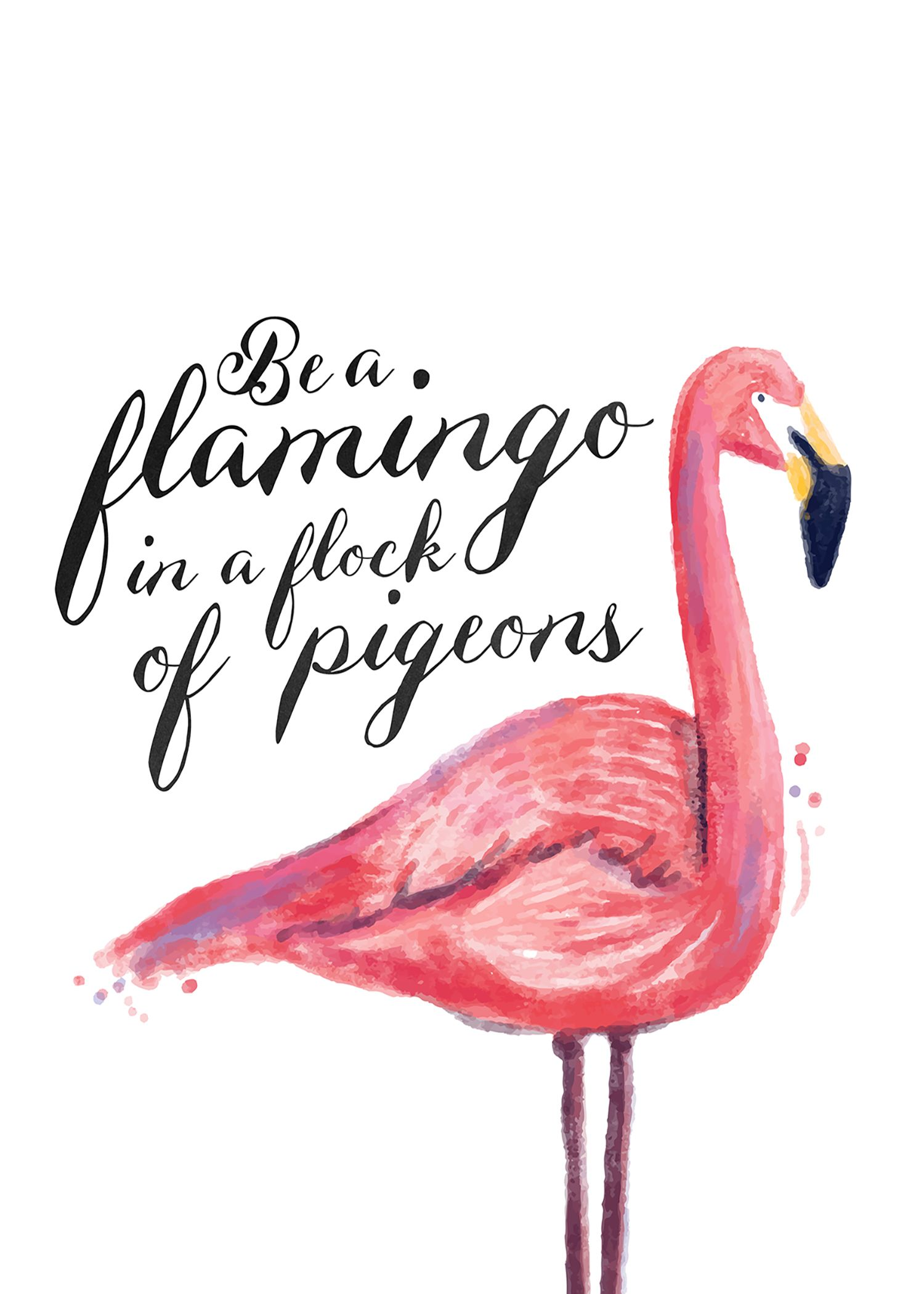 graphic about Flamingo Printable known as Absolutely free Printable Flamingo Print Flamingo Flamingo artwork