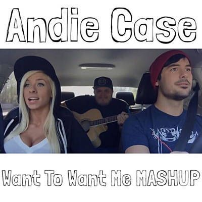 Found Want To Want Me/I Want You To Want Me Mashup by Andie Case with Shazam, have a listen: http://www.shazam.com/discover/track/264747377