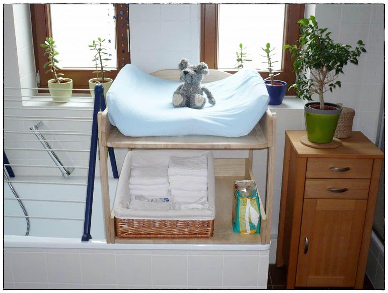 Wickelkommode Fur Badewanne | Krutergarten | Pinterest ...