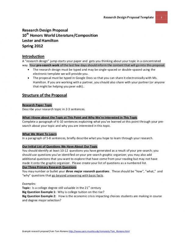 research proposal examples Grant writing Pinterest Proposal