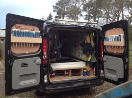 Transit Van Racking Ideas Google Search Van Shelving Van Storage Van Racking