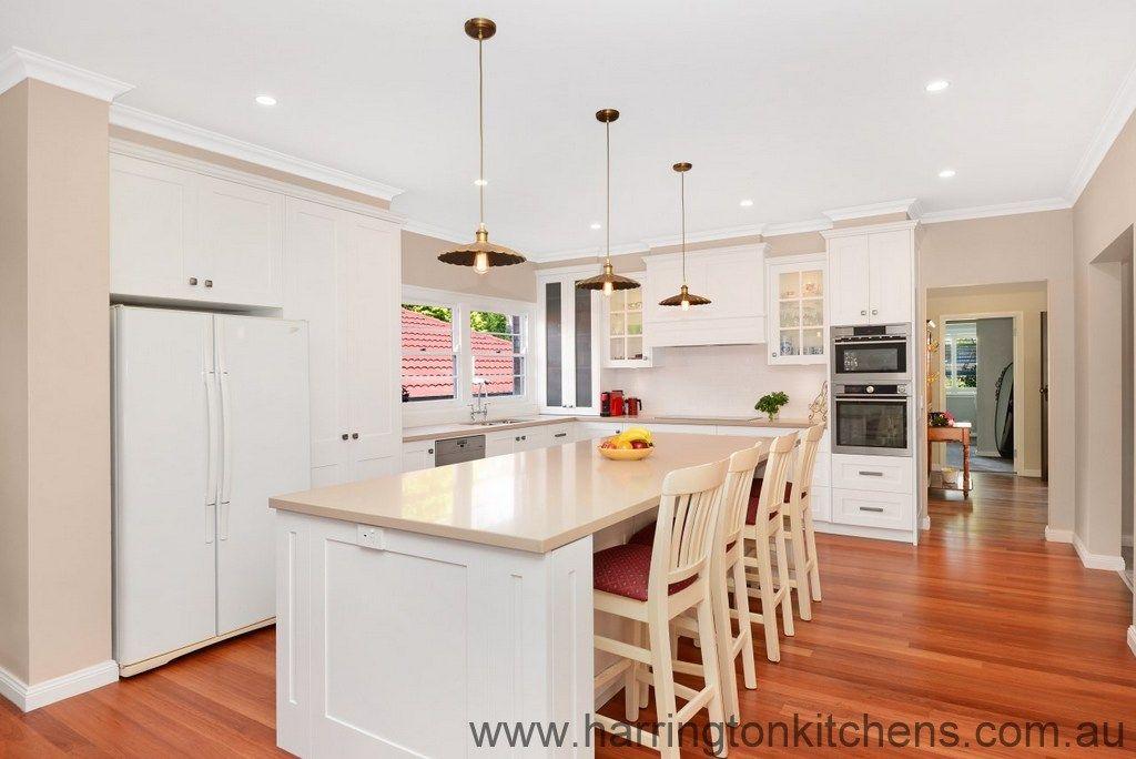 Hampton Style Kitchen   Harrington Kitchens   Hampton Style Kitchen ...