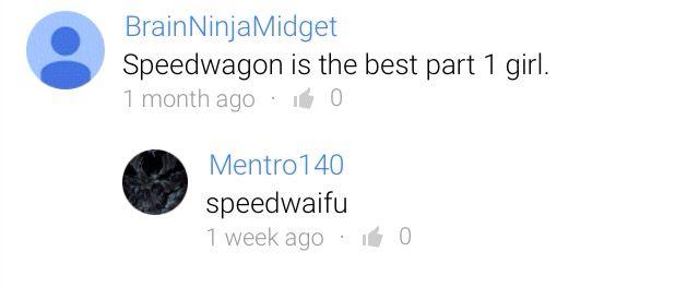 Speed waifu is my waifu