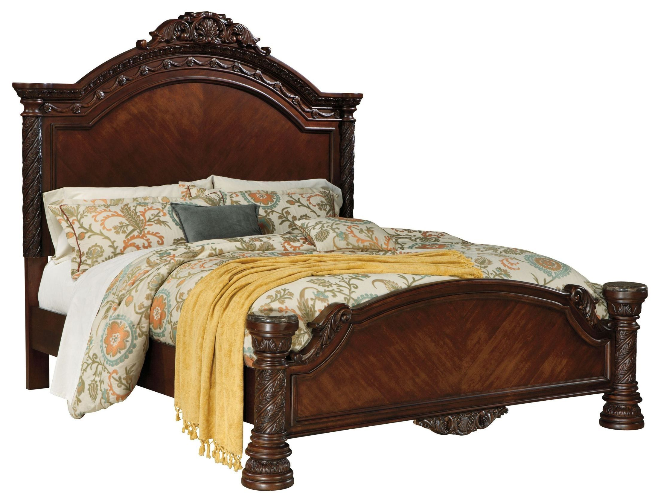 North Shore King Panel Bed in 2020 Queen panel beds